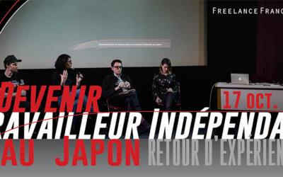 Présentation: Devenir travailleur indépendant au Japon