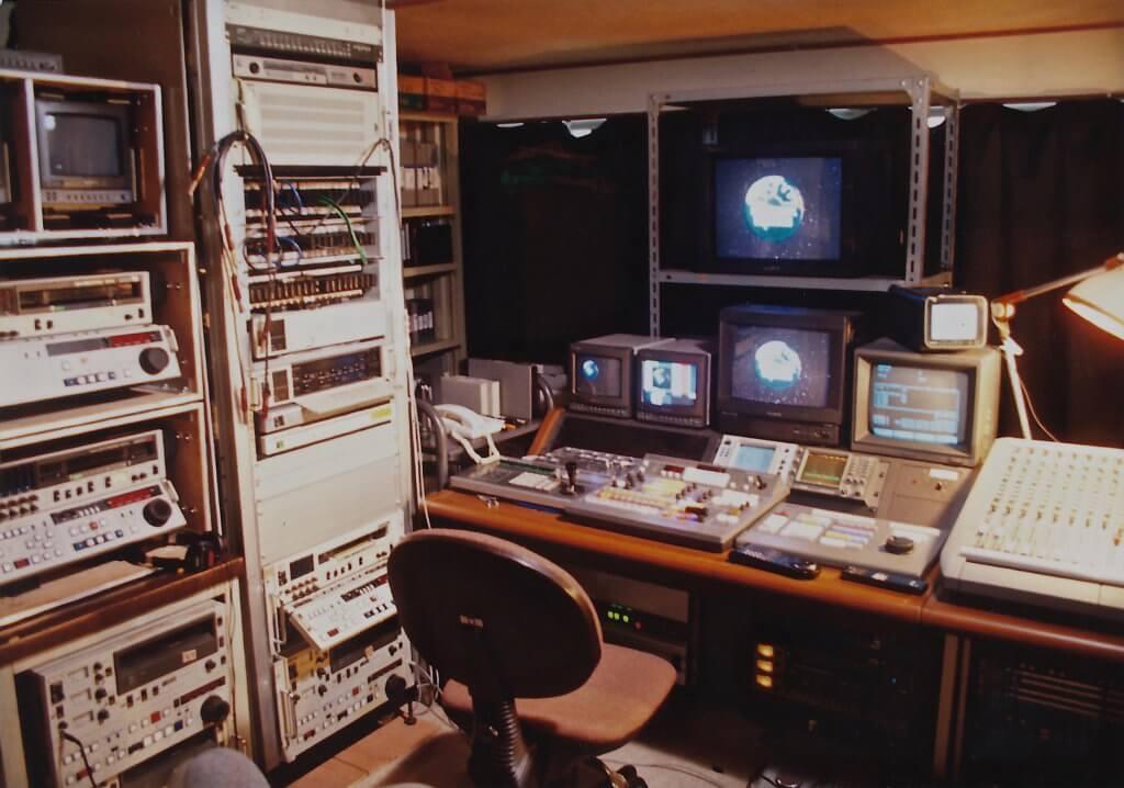 Michael a aujourd'hui sa propre société de production à Tokyo. Michael Goldberg, 1995